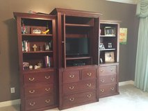 Custom 3pc wall unit/dresser in Fort Benning, Georgia
