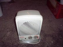 Small space heater in Ramstein, Germany