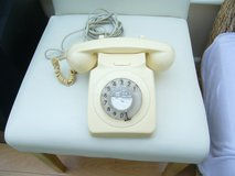 Vintage Telephone in Lakenheath, UK