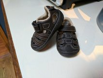Size 2 Baby sandals brand new! in Naperville, Illinois