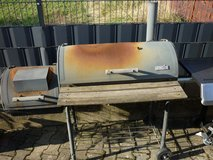 Charcoal Grill / Smoker in Ramstein, Germany