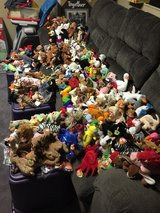 HUGE Mixed Lot of 340 Rare, Retired & Original Beanie Babies-MWMT in Dothan, Alabama