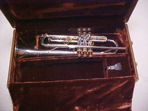 "F.E. Olds ""Raphael Mendez"" Trumpet in Houston, Texas"