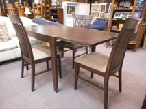 Attractive Dining Set By Dania in Elgin, Illinois