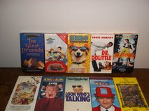 10 VHS Movies in Clarksville, Tennessee