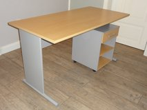 Desk,Chair and Office Cabinet for sale in Ramstein, Germany