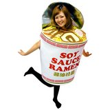 Soy Sauce Ramen Costume in Oceanside, California