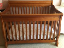 Crib and mattress in bookoo, US
