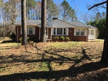Brick House for Rent on Acre Lot in Camp Lejeune, North Carolina