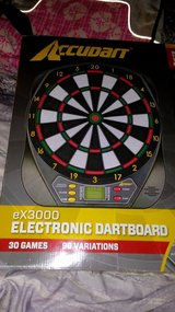 Electronic dart board in Baytown, Texas