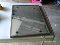 Bobrick Commercial Mirror , Stainless Frame  ( New ) in Shorewood, Illinois