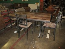 new table set in Fort Campbell, Kentucky