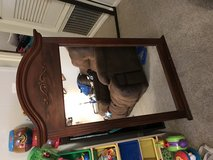 *price drop* Solid wood mirror in Fort Benning, Georgia