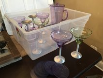 Margarita Glass Set in Glendale Heights, Illinois