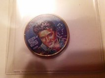 Elvis state Quarter in Fort Campbell, Kentucky