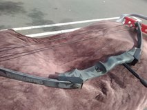 Compound bow in Vacaville, California