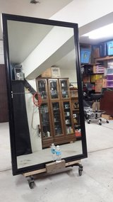 "Very Large Wall Mirror (72""H x 40""W) in Okinawa, Japan"