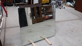 "3 Plate Glass Mirrors (40""W x 36""H) in Okinawa, Japan"