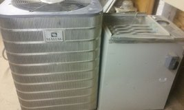 May tag 5 ton A/C with heat pump in 29 Palms, California