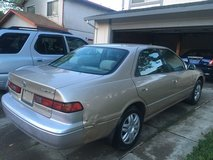 1998 Toyota camry in Travis AFB, California
