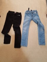 Childrens place girls  slim skinny jeans in Plainfield, Illinois