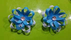 Homemade Flower Hair Bow in Clarksville, Tennessee