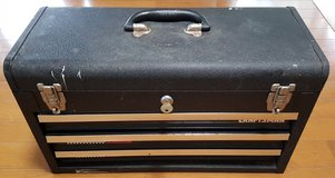 Craftsman Rally Toolbox, 5 Compartments including Top Tray and Drawer liners with Keys in Okinawa, Japan