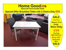 Special Offer Solid Pine Table Set in Ramstein, Germany