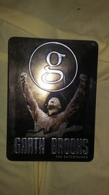 Garth Brooks Collectors Tin with 6 CD's in Fort Campbell, Kentucky