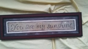"""picture- """"You are my Sunshine"""" in Fort Campbell, Kentucky"""