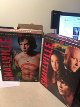 Smallville Seasons 1 and 3 Complete in Fort Lee, Virginia