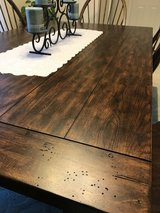 Dining Table 4ft by 6ft $850 in Camp Lejeune, North Carolina
