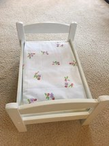 Wooden Doll Bed in Camp Lejeune, North Carolina
