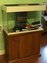 Fish Tank & stand in Conroe, Texas