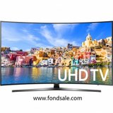 "Samsung UN55KU7500 UN55KU7500FXZA 55"" Smart 4K Ultra HD Motion Rate 120 Curved in Fort Rucker, Alabama"