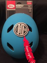 Bell Manifold Bicycle Helmet Adult 14+ Matte Aqua 10 Vents in Fort Campbell, Kentucky