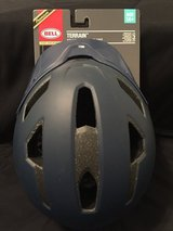 Bell Terrain Bicycle Helmet Adult 14+ Midnight Blue Spin Fit Pinchguard in Fort Campbell, Kentucky