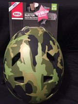 Bell Injector Camo Kids Bicycle Helmet 8-14 / 10 Vents/ True Fit in Fort Campbell, Kentucky