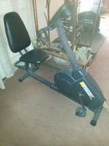 Weslo Pursuit 510cs Recumbent Exercise Cycle in Alamogordo, New Mexico