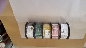 Marine Grade Wire for Boats RED WHITE YELLOW GREEN BLACK in Yucca Valley, California