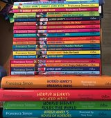 24 Horrid Henry Books Collection in Lakenheath, UK