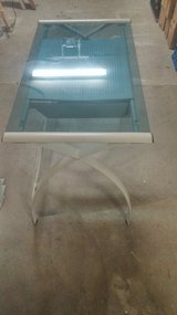 Metal and Glass Desk in Camp Pendleton, California