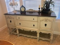 Antique Jacobean Buffet Sideboard in Baytown, Texas