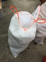 Garbage Bag of stuffing in Travis AFB, California