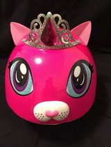 Raskullz Bicycle Helmet Kitty Tiara Ages 5-8 in Fort Campbell, Kentucky