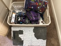 Bin Filled With HALO Sets & Figures in 29 Palms, California
