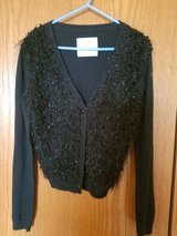 Justice black sweater size 8 in Plainfield, Illinois