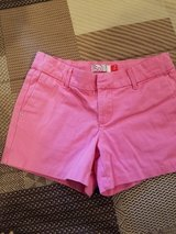 Pink shorts girls size7 in Plainfield, Illinois