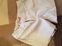Girls tan shorts size7 in Chicago, Illinois