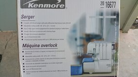 Kenmore Serger in Yucca Valley, California